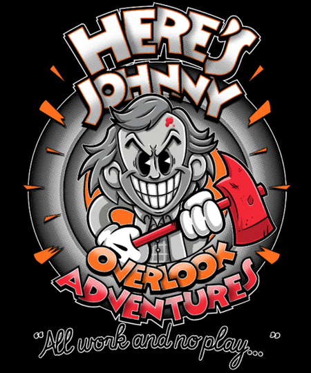 Qwertee: Overlook Adventures