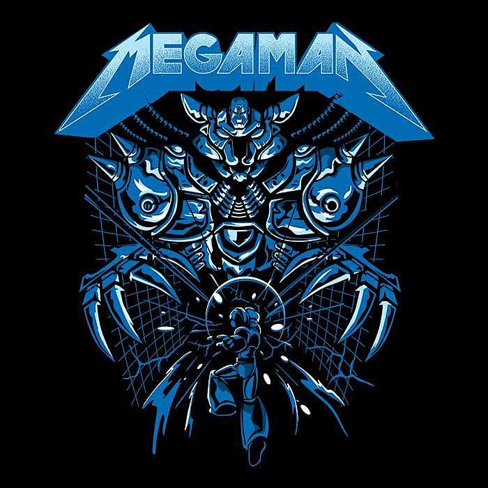 Once Upon a Tee: Mega Rockman