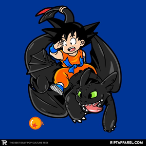 Ript: How to Train your Dragon Ball