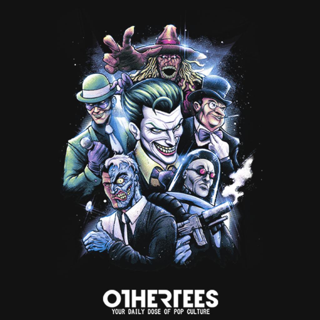 OtherTees: Bat Villains