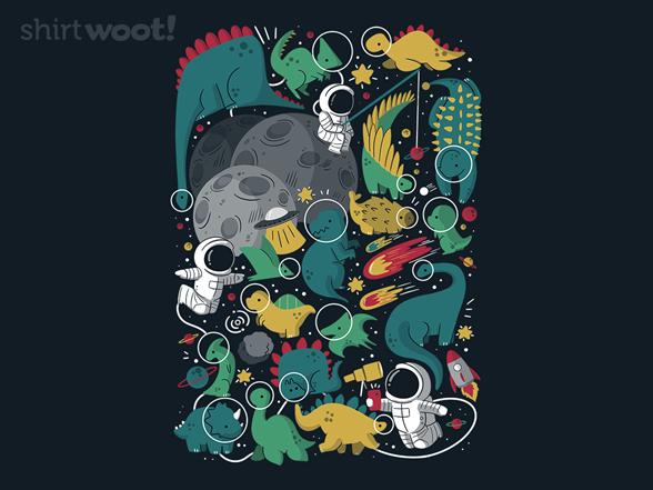 Woot!: Space Dinosaur