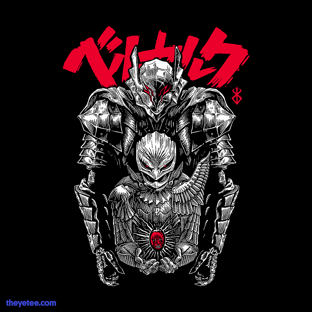 The Yetee: Hawk and Wolf