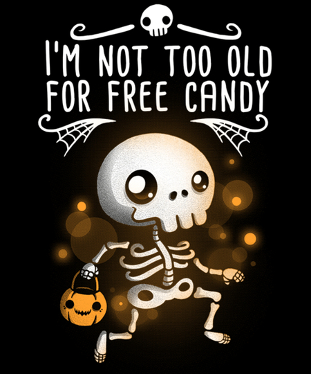 Qwertee: Not too old