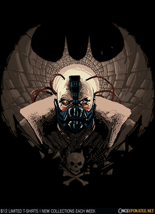 Once Upon a Tee: Bane Nightmare