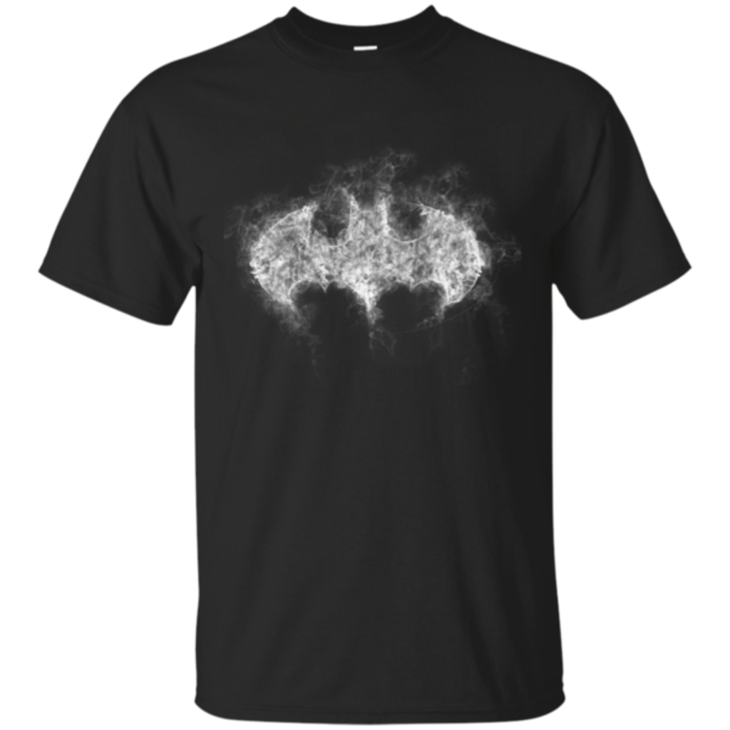 Pop-Up Tee: Bat Smoke