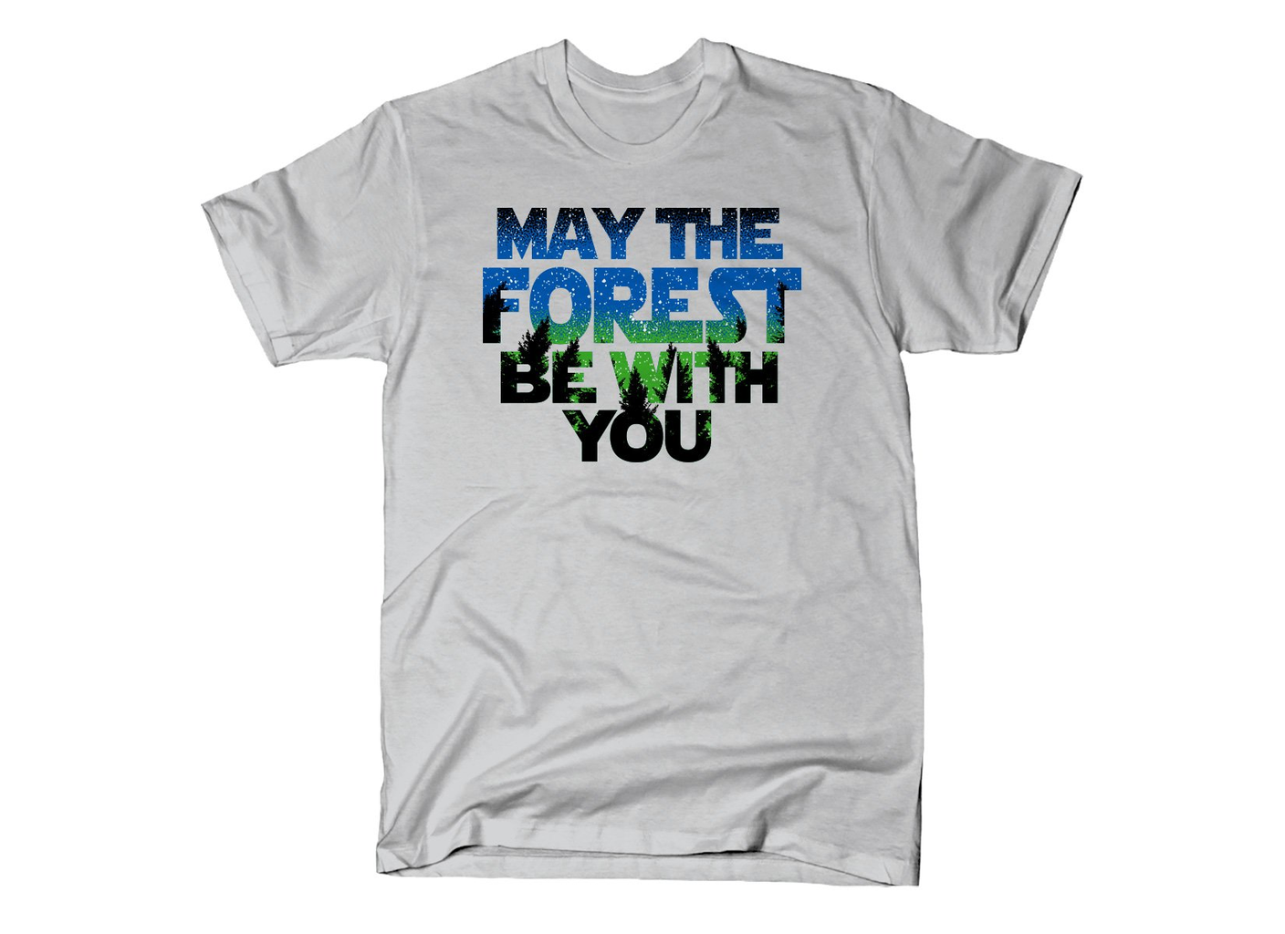 SnorgTees: May The Forest Be With You
