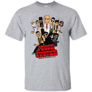 Pop-Up Tee: Jesse Custer vs The Religion
