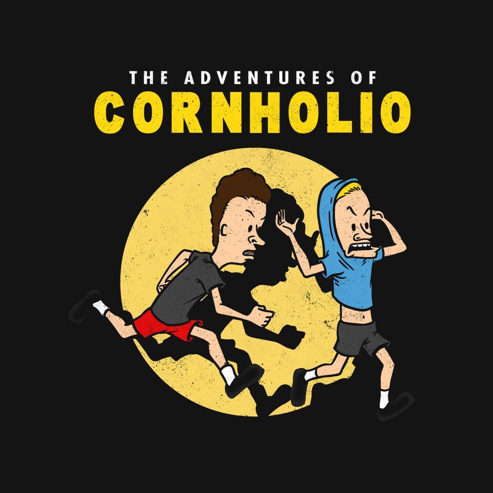TeeFury: The Adventures of Cornholio