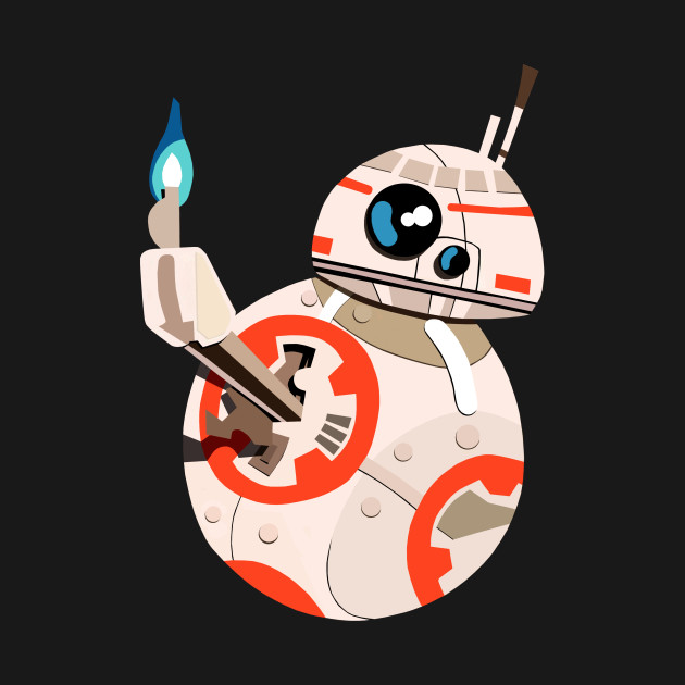 TeePublic: BB-8 THUMBS UP