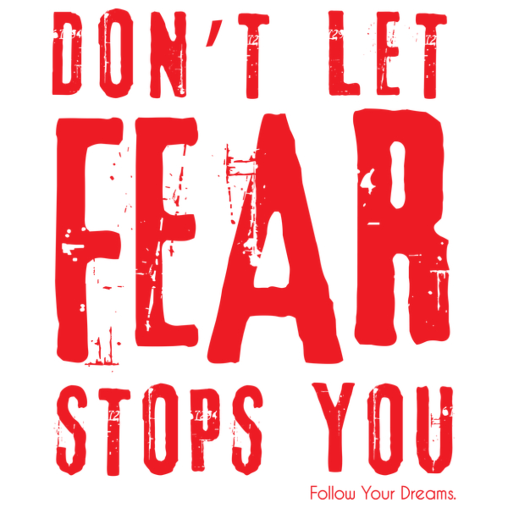 NeatoShop: Don't Let Fear Stops You
