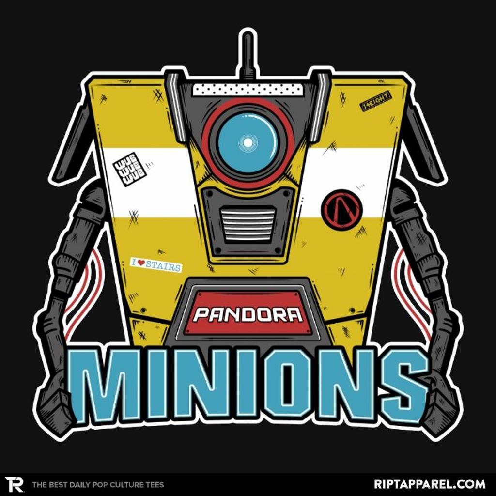 Ript: Pandora Minions