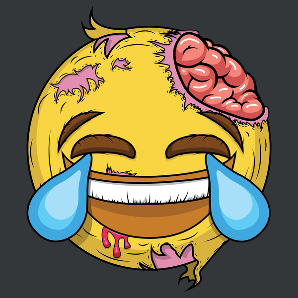 NeatoShop: If the most famous emoji was a zombie