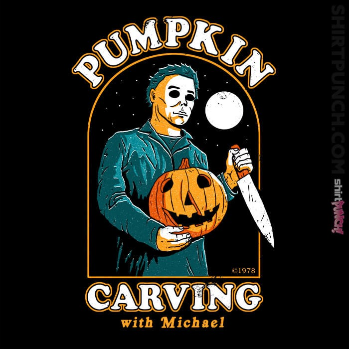 ShirtPunch: Carving With Michael