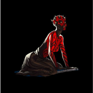 Shirt Battle: Maul Pin-up