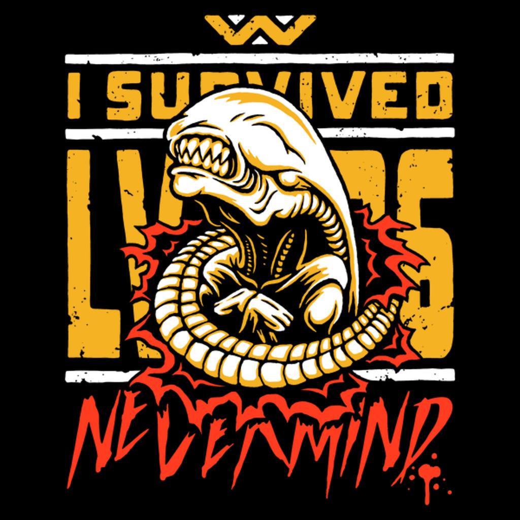 NeatoShop: I Survived LV-426