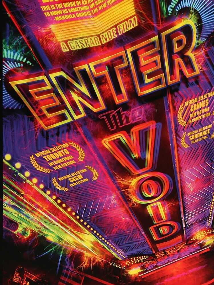 RedBubble: Enter the void