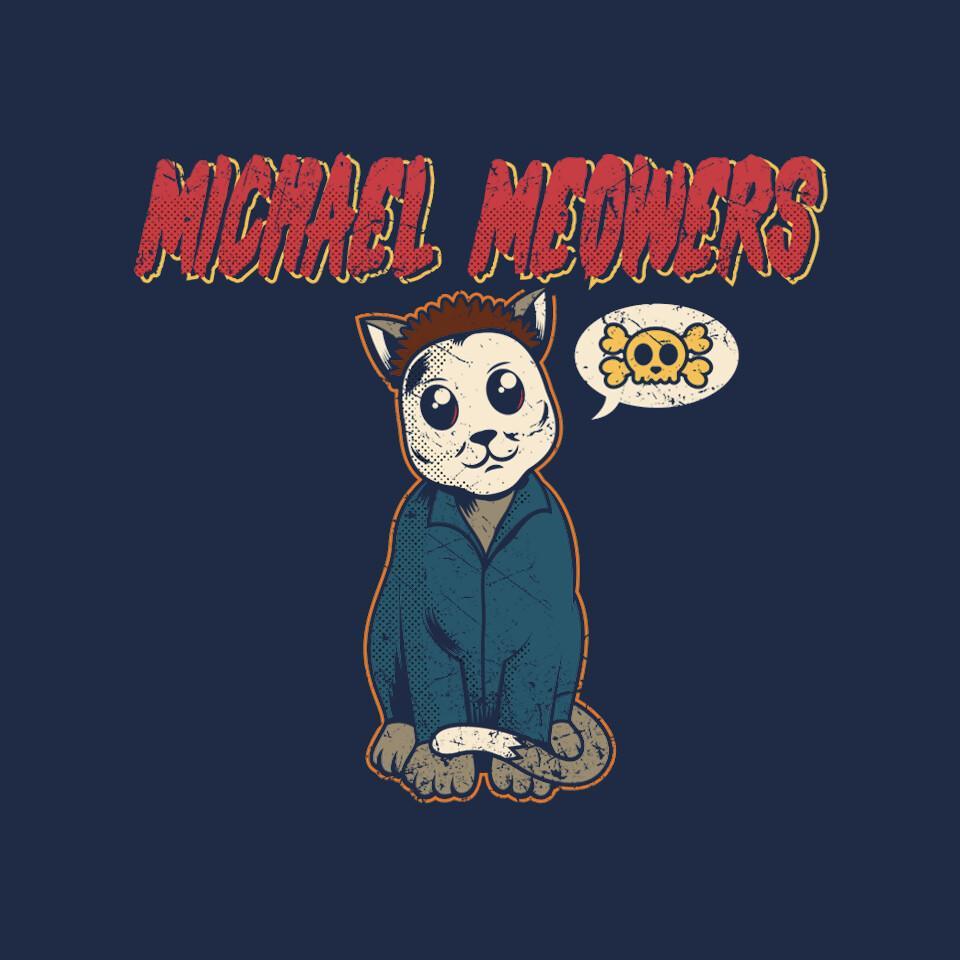 TeeFury: Michael Meowers