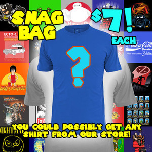 TeeFizz: Snag Bag Shirt