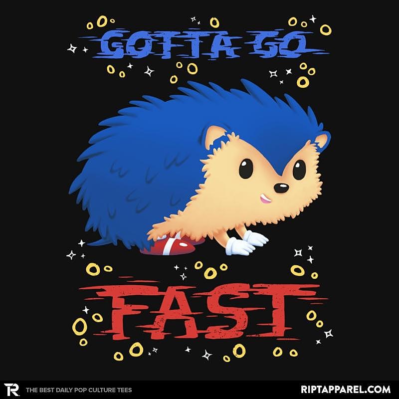 Ript: Gotta Go Super Fast