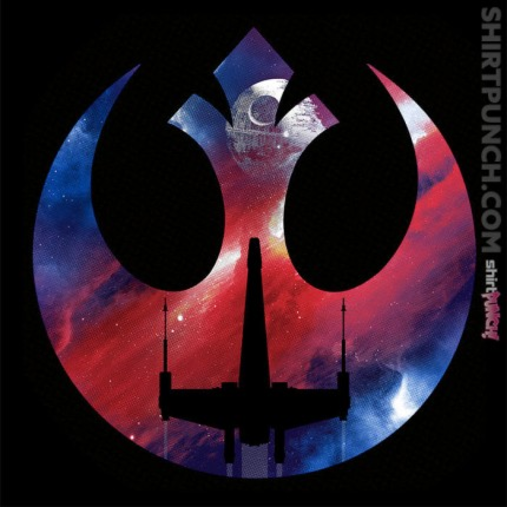ShirtPunch: Rebel Galaxy