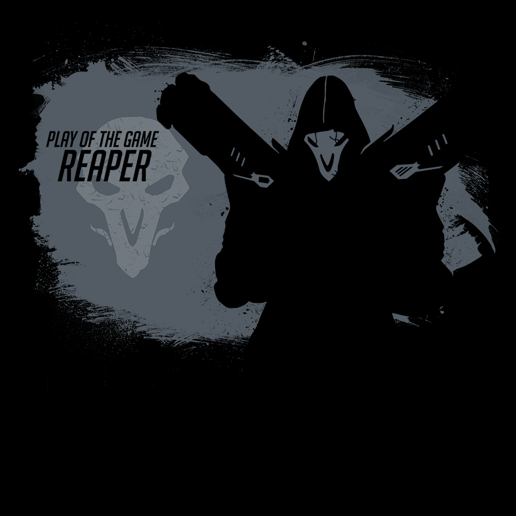 Pop-Up Tee: Play of the Game Reaper