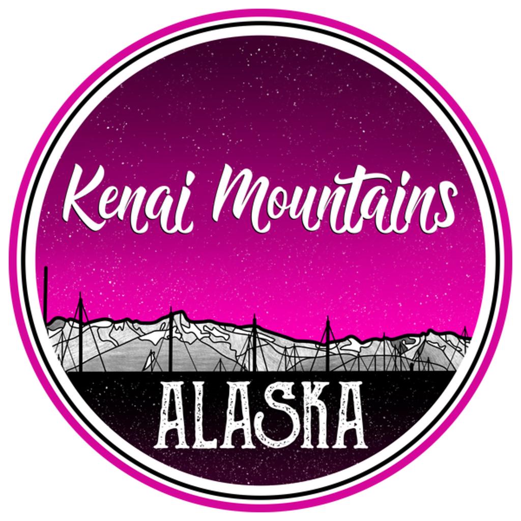 NeatoShop: Kenai Mountains