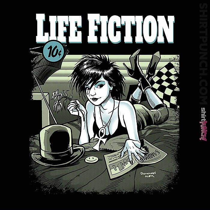 ShirtPunch: Life Fiction