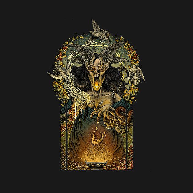 TeePublic: Show your magic Druid