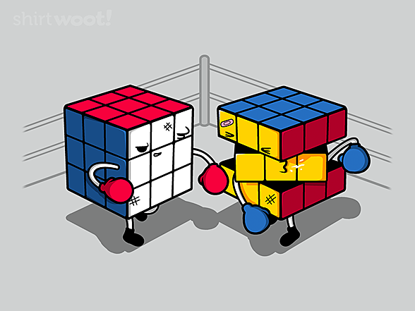 Woot!: Cube Fight