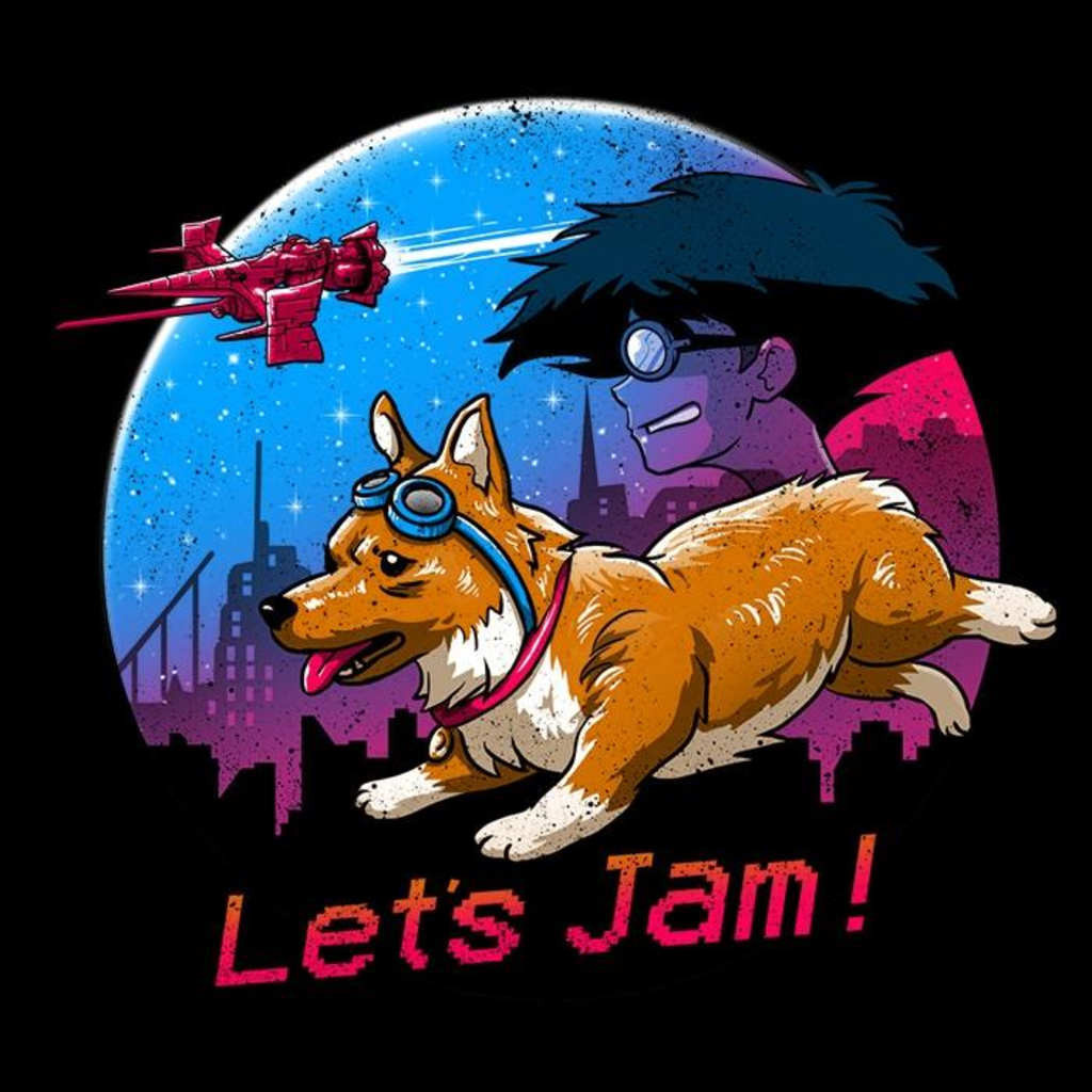 Once Upon a Tee: Let's Jam