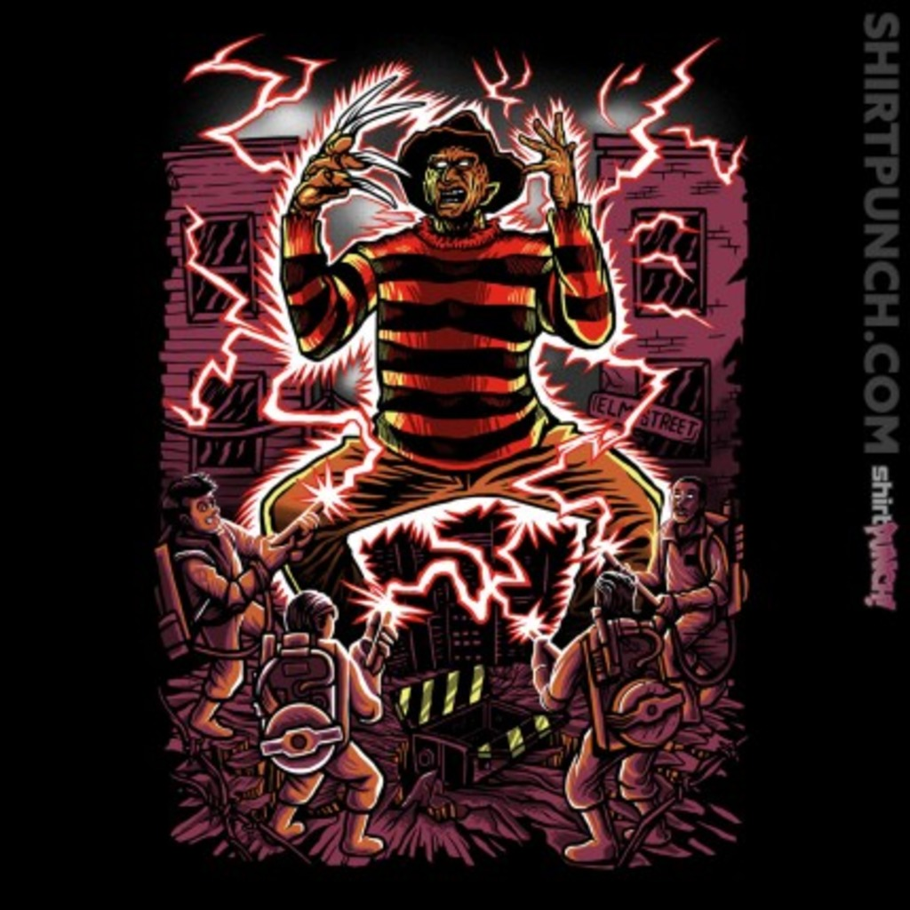 ShirtPunch: Nightmare Busters
