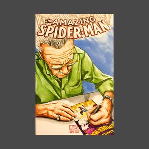 TeePublic: Amazing Spider-Stan