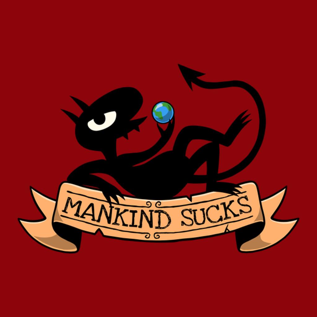 NeatoShop: Mankind Sucks