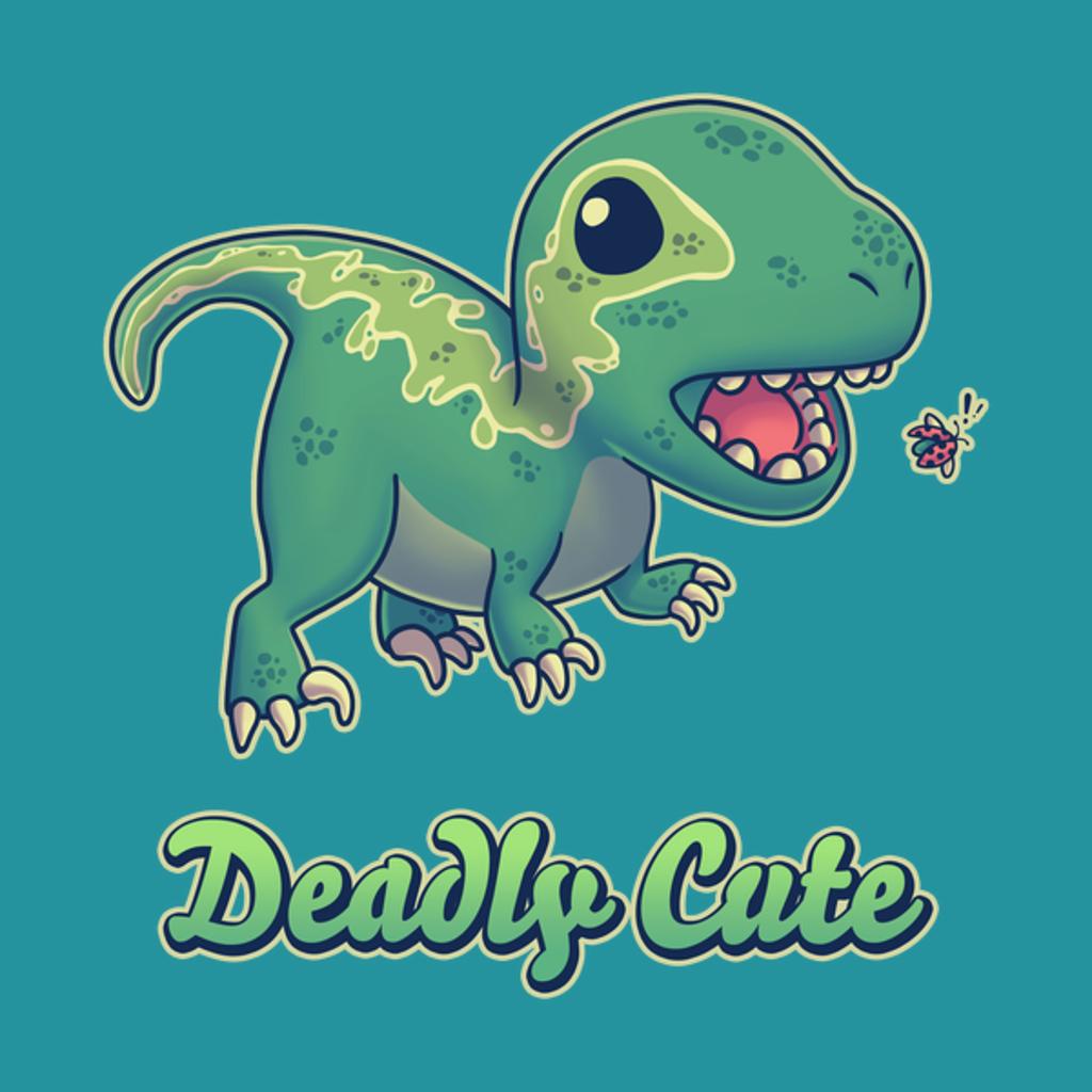 NeatoShop: Deadly Cute Raptor