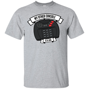 Pop-Up Tee: My Other Console Is A Jag