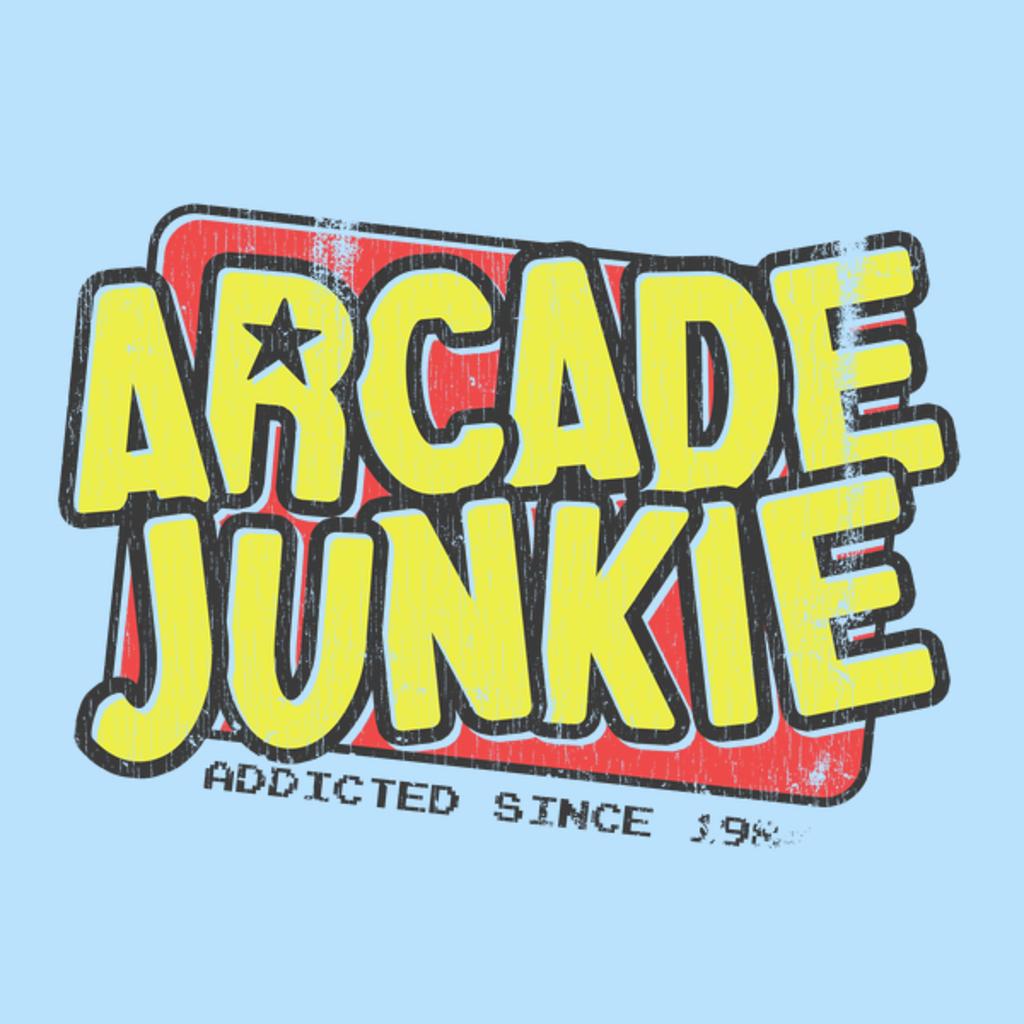 NeatoShop: Arcade Junkie