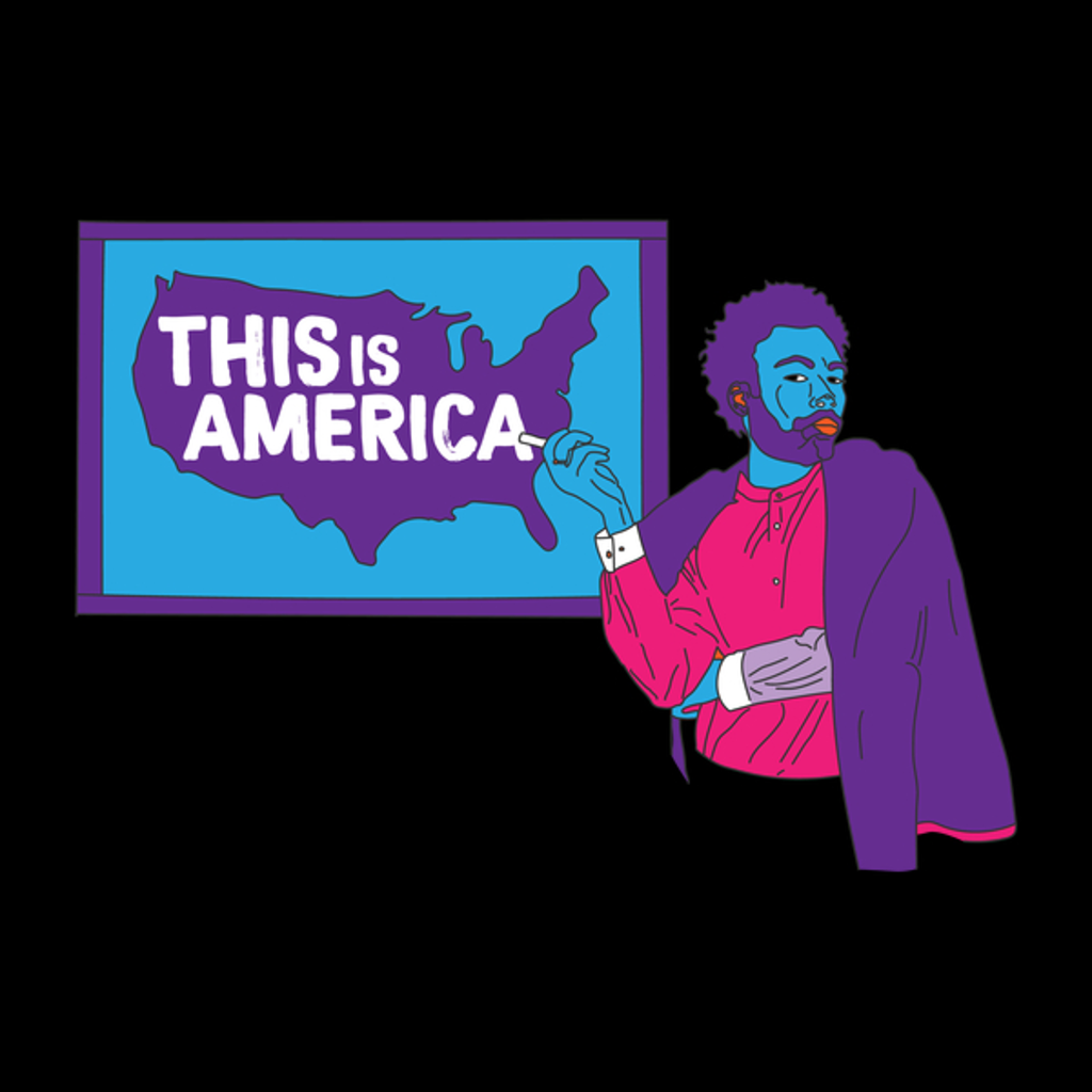 NeatoShop: This Is America