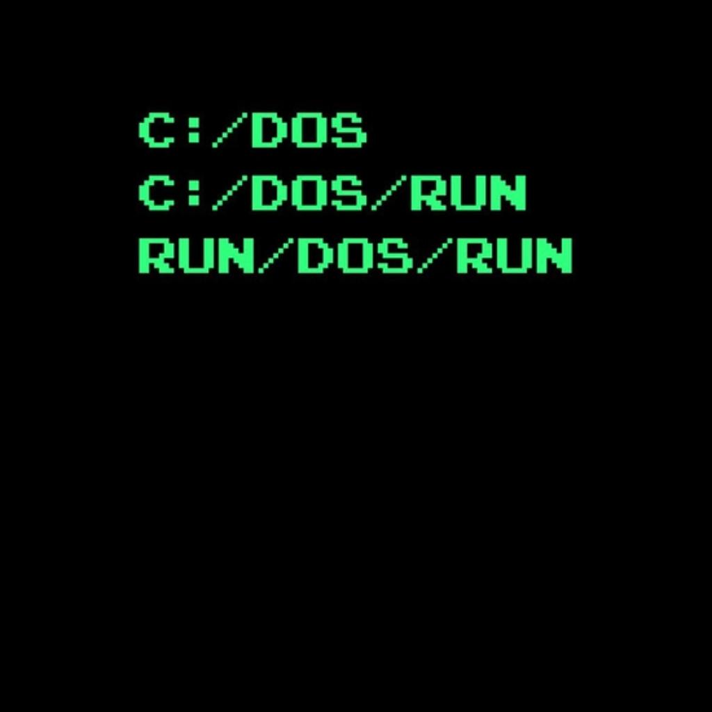 BustedTees: RUN/DOS/RUN