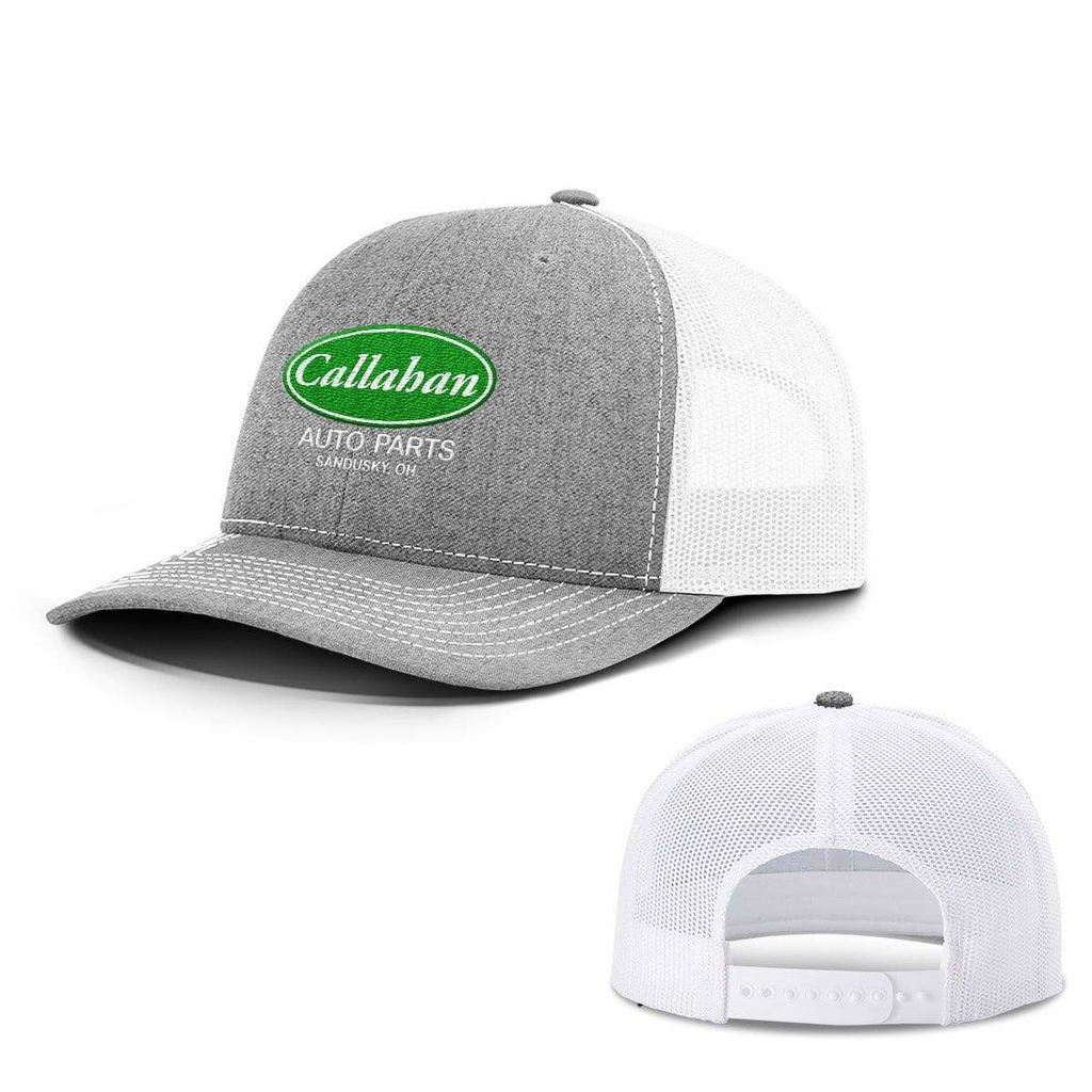 BustedTees: Callahan Auto Parts Hats