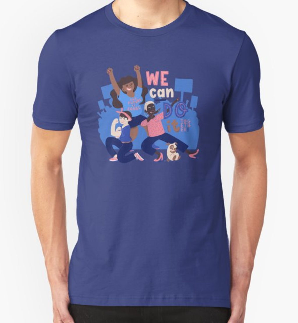 RedBubble: We Can Do It (Together)