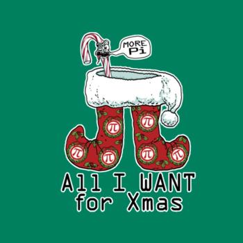 BustedTees: More Pi For Christmas