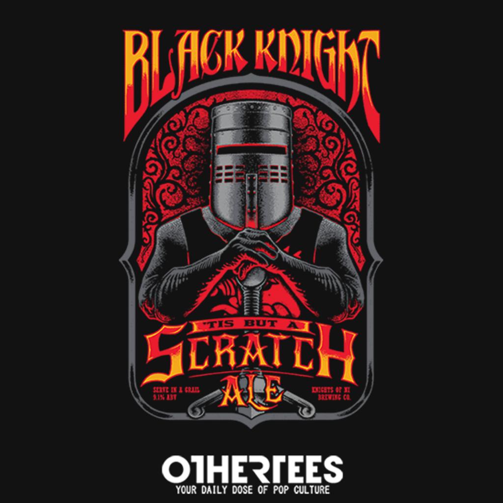 OtherTees: Black Knight Ale