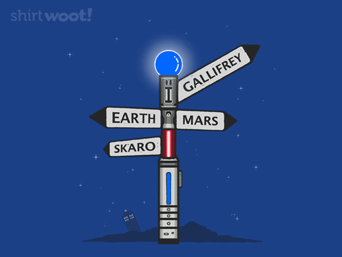 Woot!: Sonic Signpost