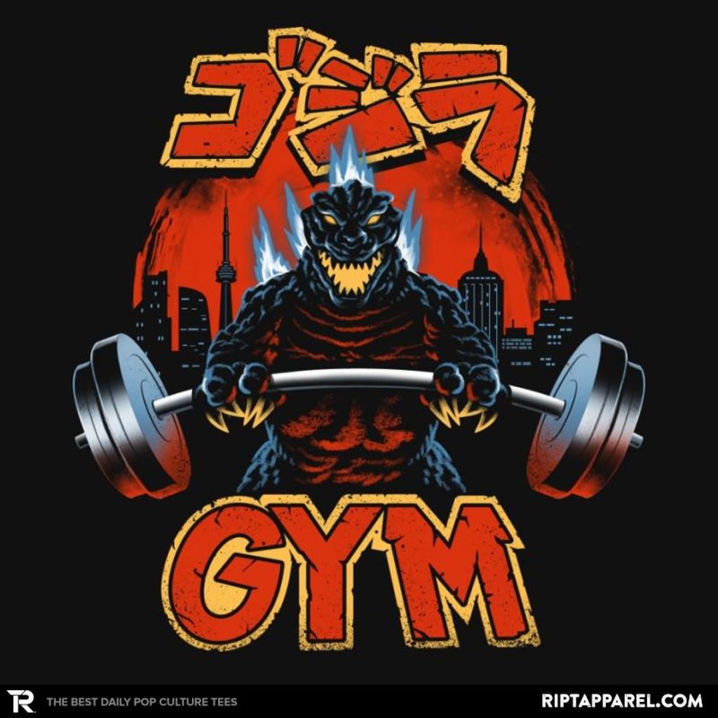 Ript: Zilla Gym