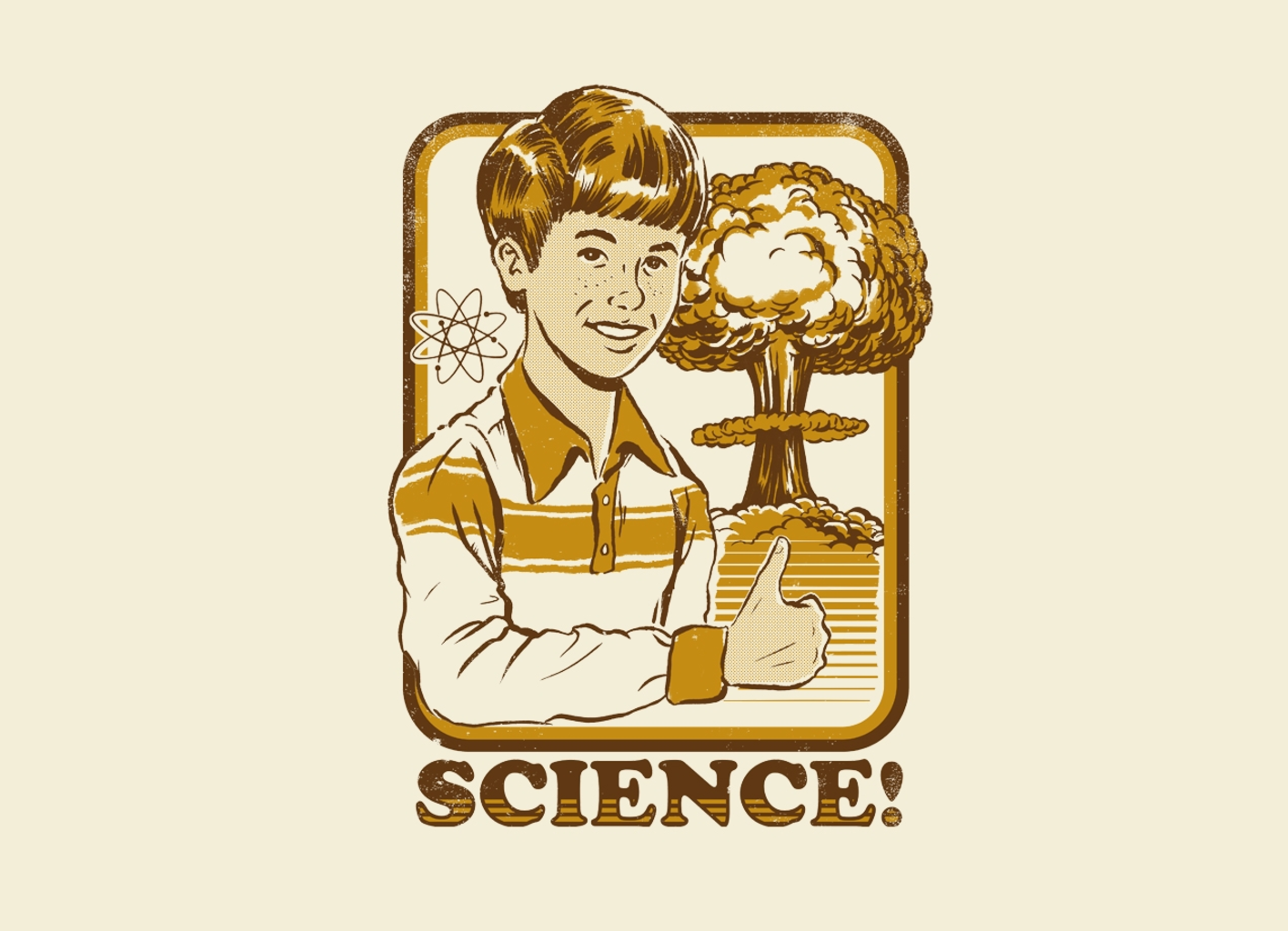 Threadless: Science!