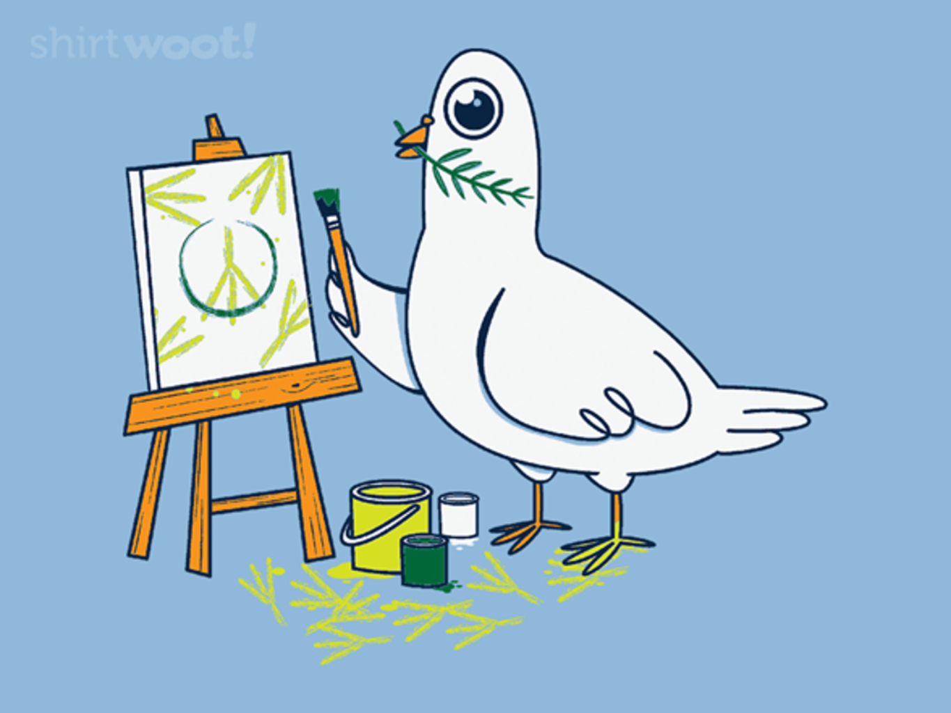 Woot!: Peace Art