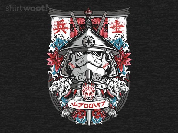 Woot!: Trooper Samurai
