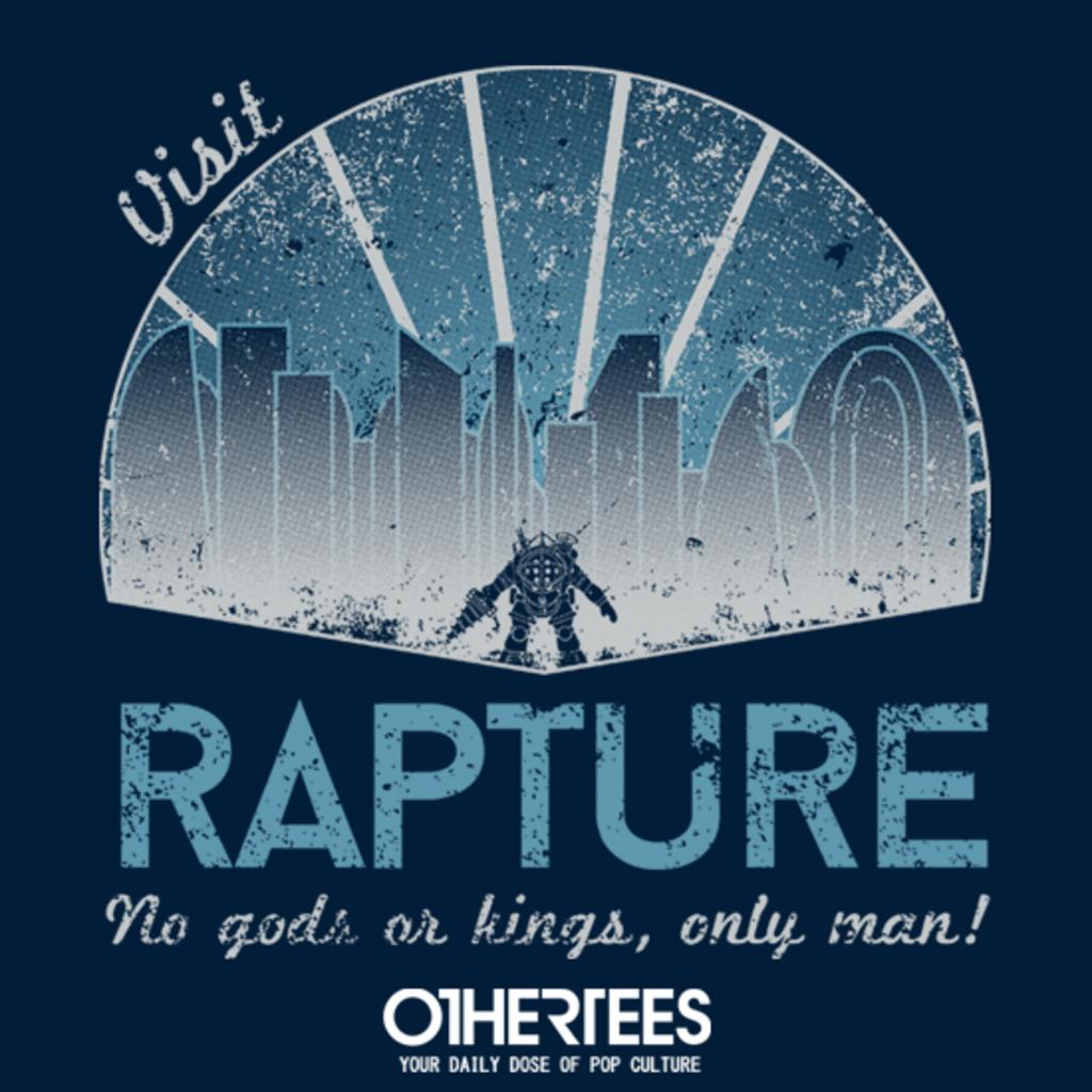 OtherTees: Visit Rapture