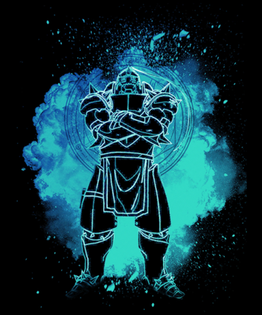 Qwertee: Soul of the Armor