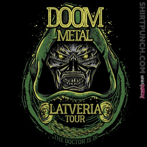 ShirtPunch: Doom Metal